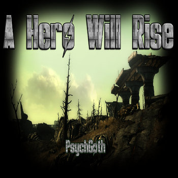 A Hero Will Rise (single) cover art