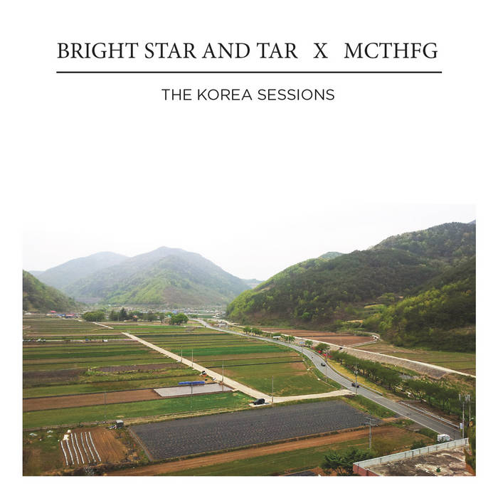 The Korea Sessions cover art