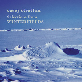 """Selections from 'Winter Fields"""" cover art"""