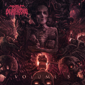 Total Deathcore Volume 5 cover art
