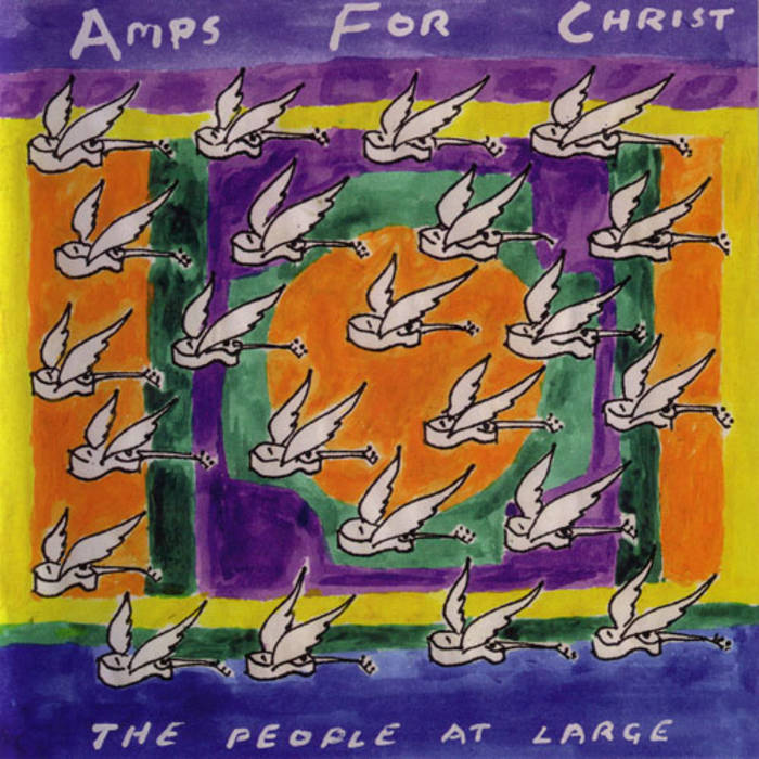 The People At Large cover art