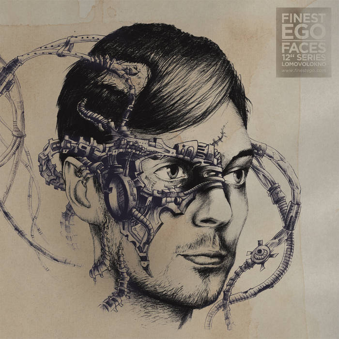 "Finest Ego | Faces 12"" Series Vol. 4 cover art"