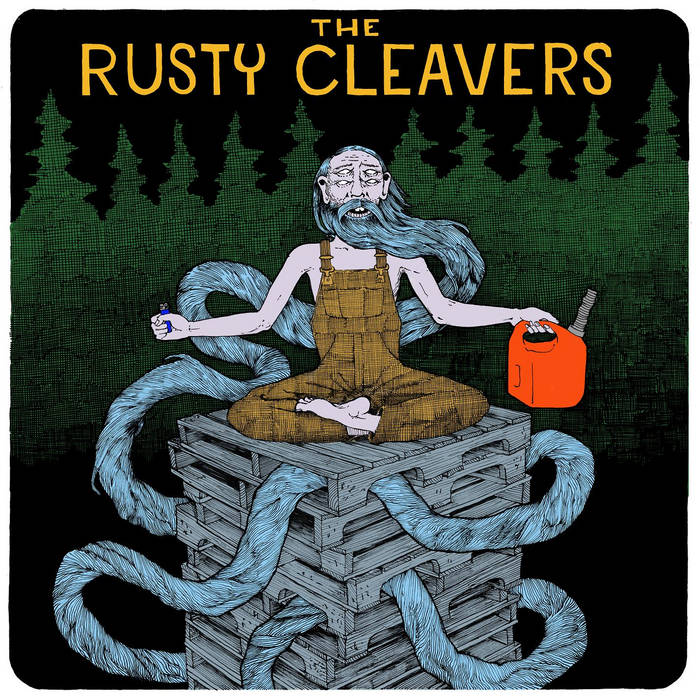The Rusty Cleavers cover art