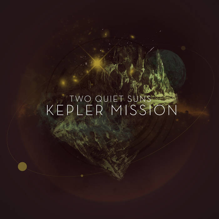 Kepler Mission cover art