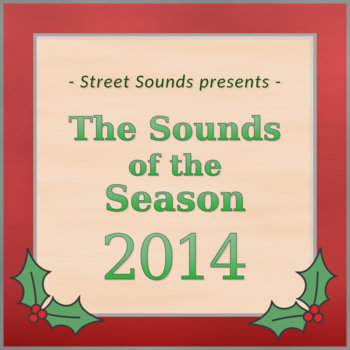 The Sounds of the Season 2014 cover art