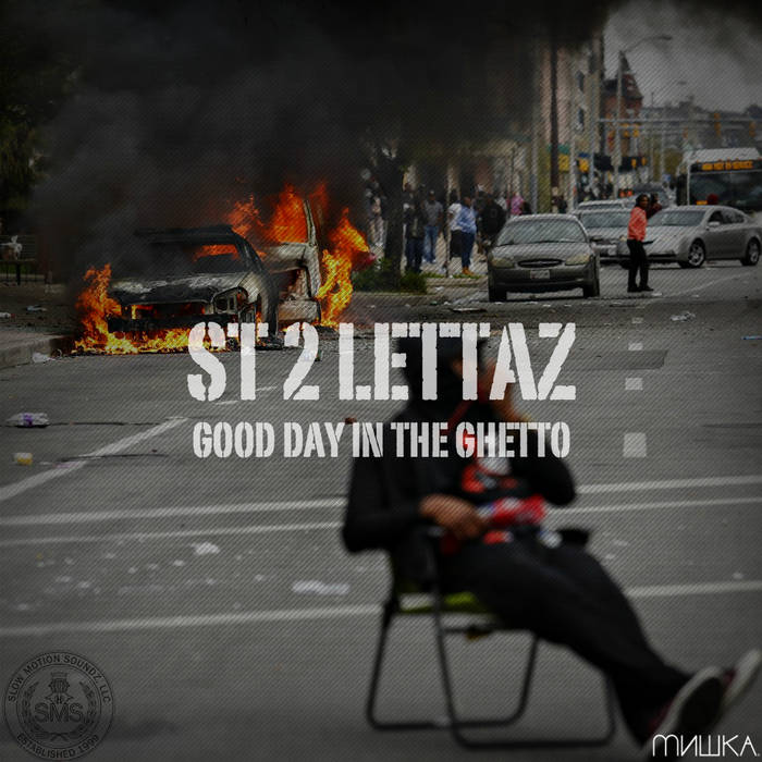 Good Day in the Ghetto cover art