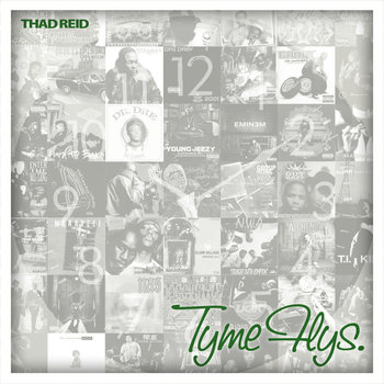 Tyme Flys EP cover art