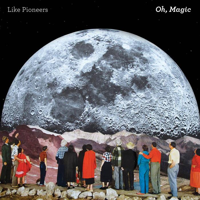 Oh, Magic cover art