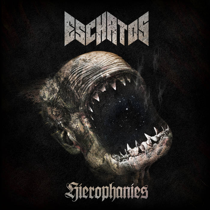 Hierophanies cover art