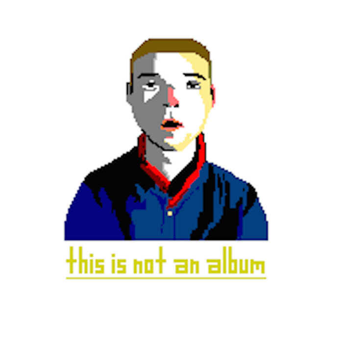The This Is Not An Album Mixtape cover art
