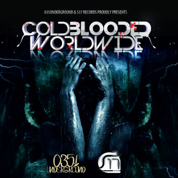 Cold blooded worldwide cover art