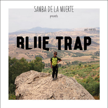 BLUE TRAP EP cover art