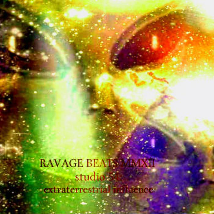 Studio 54: Extraterrestrial Influence cover art