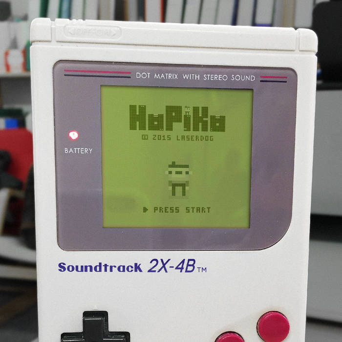 Hopiko OST cover art