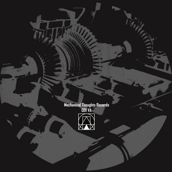 Mechanical Thoughts Records 001 VA cover art