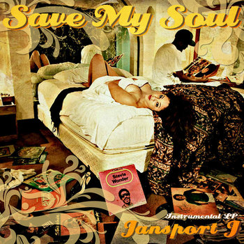 Save My Soul (Instrumental LP) cover art