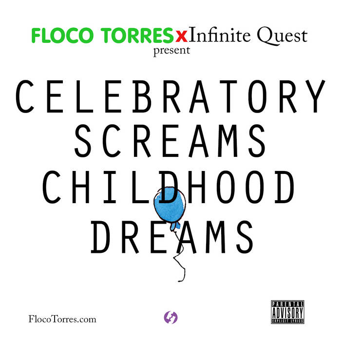 Celebratory Screams, Childhood Dreams cover art