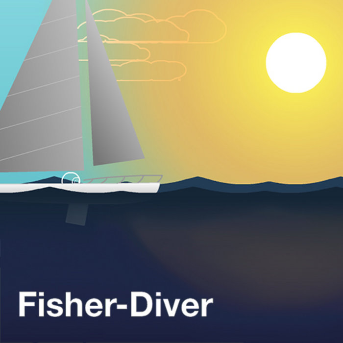 Fisher-Diver Soundtrack cover art