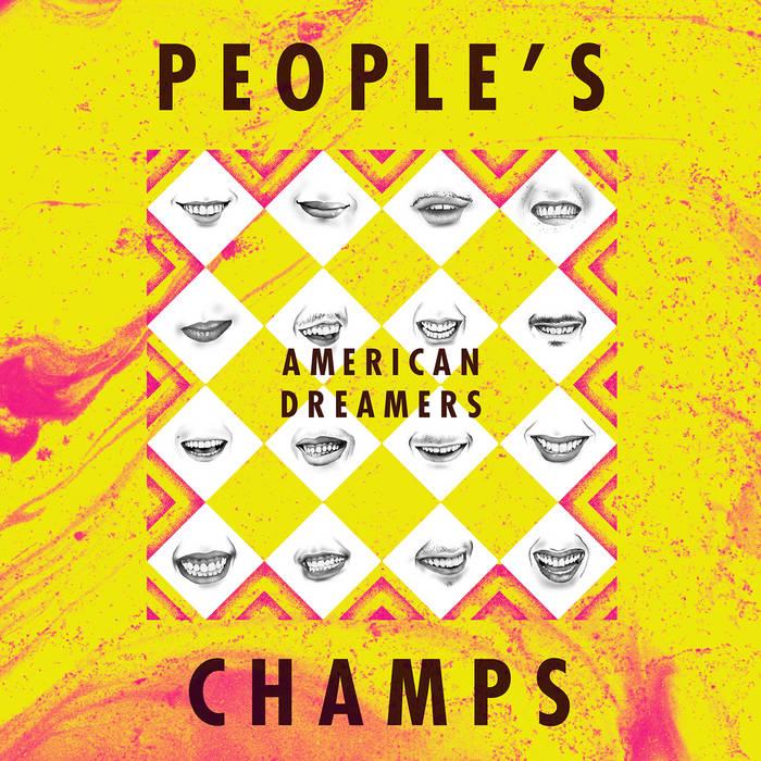 American Dreamers cover art
