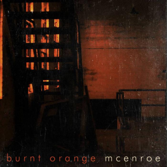 Burnt Orange cover art
