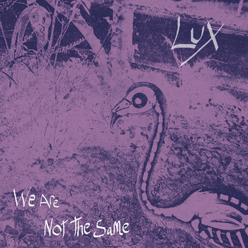 We Are Not The Same cover art