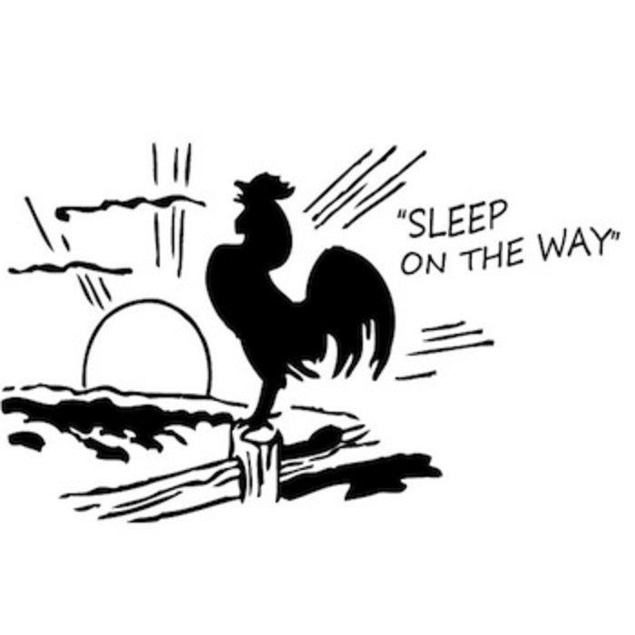 Sleep on the Way cover art