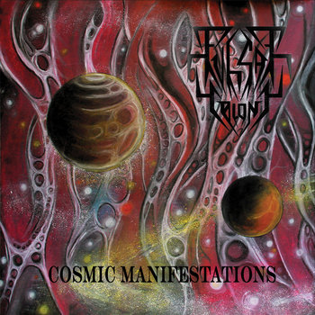 Cosmic Manifestations cover art