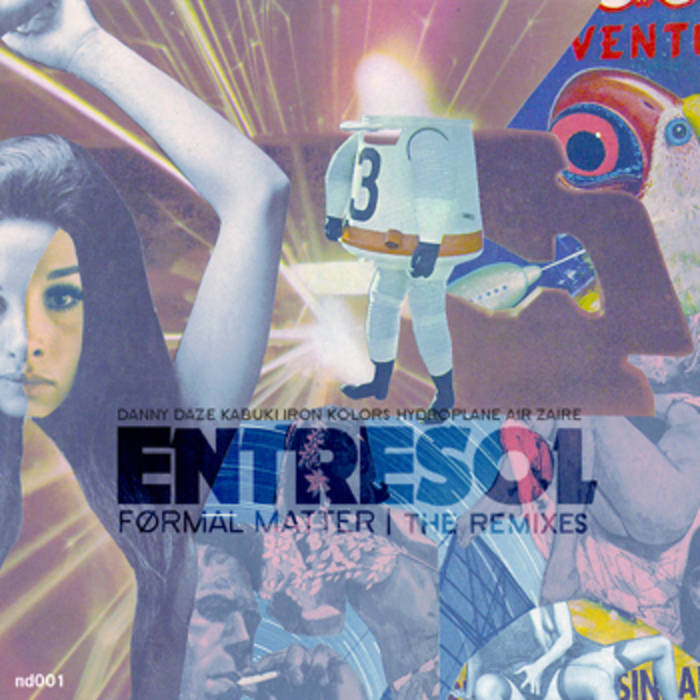 Formal Matter | The Remixes cover art