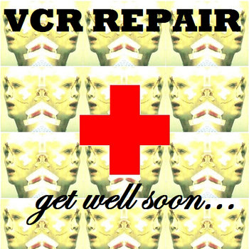 get well soon... cover art