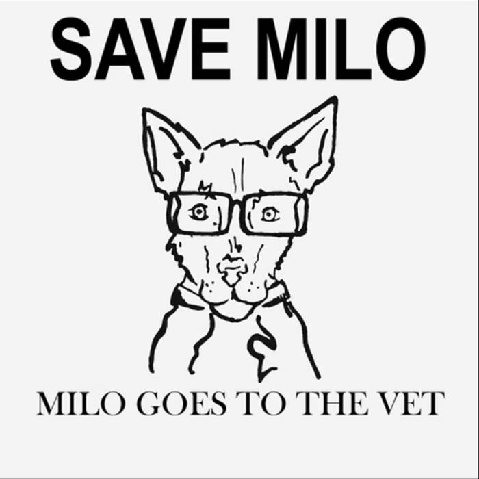 Milo Goes to the Vet. cover art