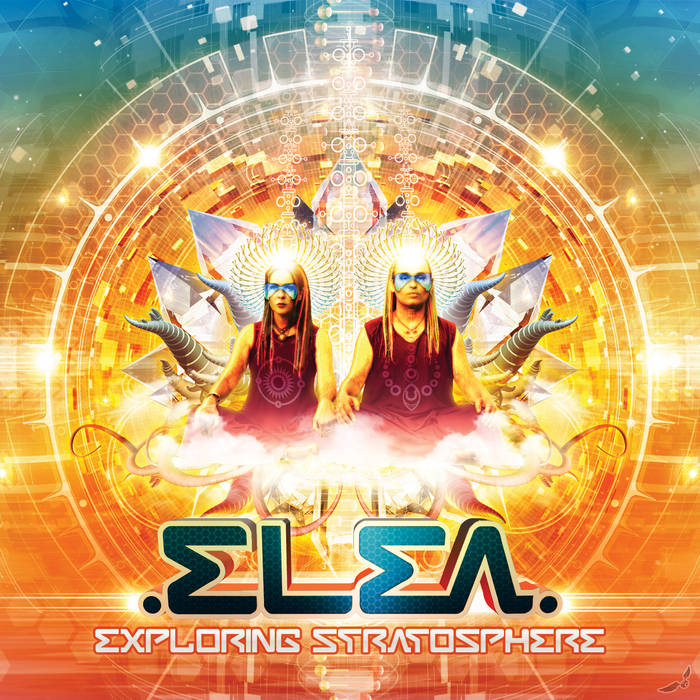 Exploring Stratosphere cover art