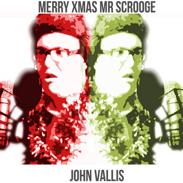 Merry Xmas Mr Scrooge cover art