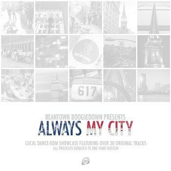 Always My City (Boston Marathon Relief Compilation) cover art