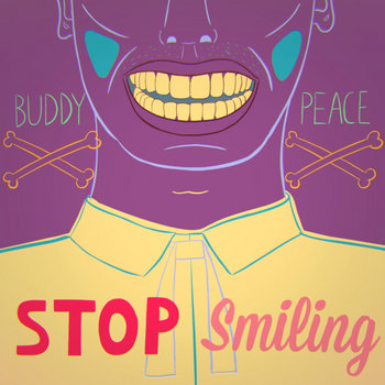 STOP SMILING /// Beat Tape cover art
