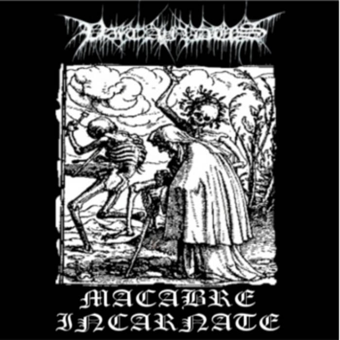 Macabre Incarnate cover art