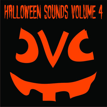 Halloween Sounds Volume 4 cover art