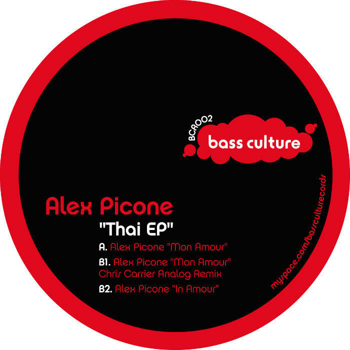 Thai EP cover art