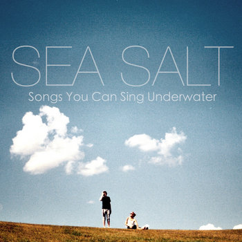 Songs You Can Sing Underwater cover art