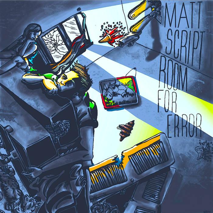 Room for Error cover art
