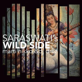 Saraswati's Wild Side cover art