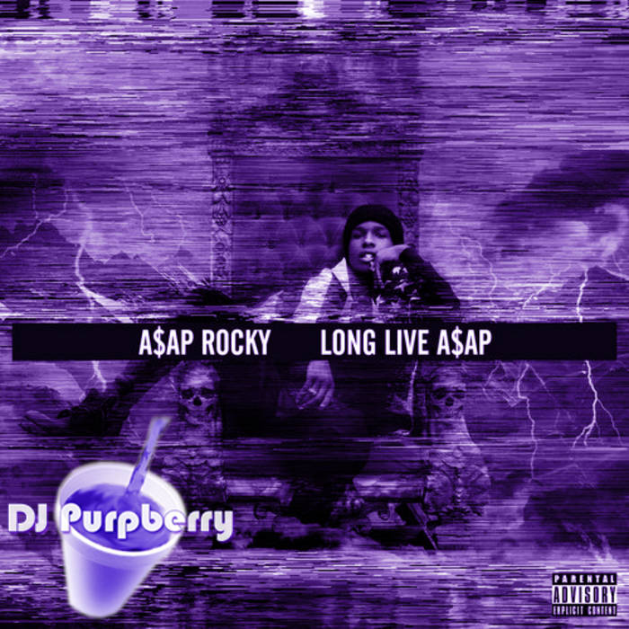 Asap Rocky Fashion Killa Chopped And Screwed LONG LIVE A AP Chopped