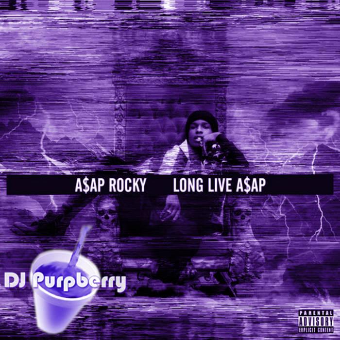 Asap Rocky Fashion Killa Chopped And Screwed LONG LIVE A AP Chopped