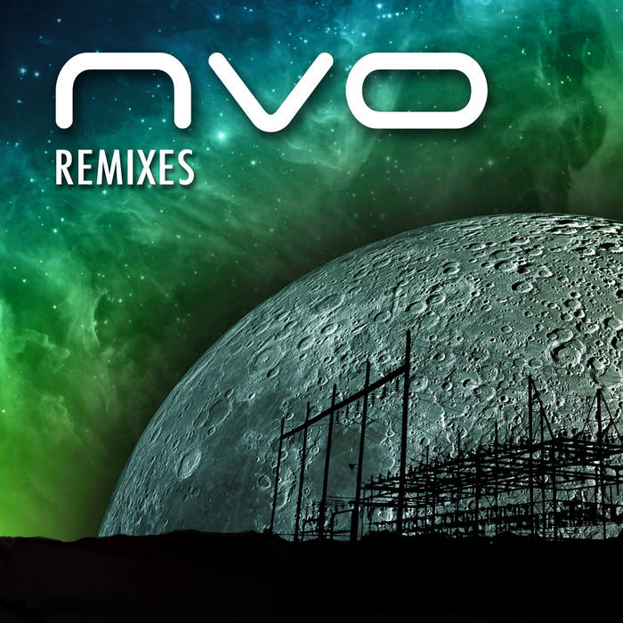 NVO Remixes cover art