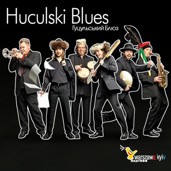 Huculski Blues cover art