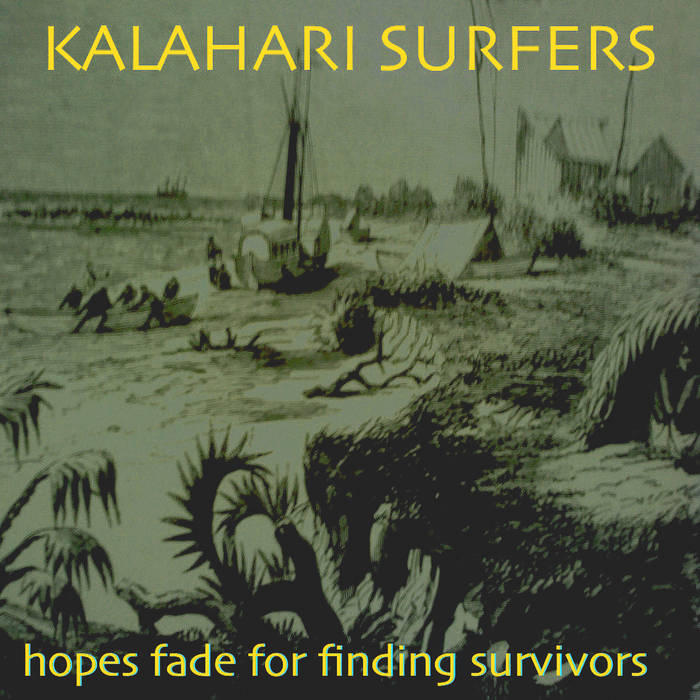 Hopes Fade For Finding Survivors (EP) cover art