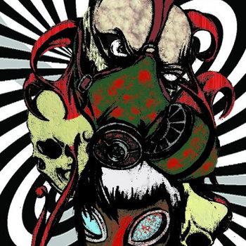 Contamination EP cover art