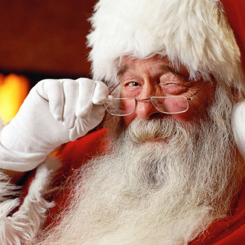 """Santa Baby"" Cover cover art"