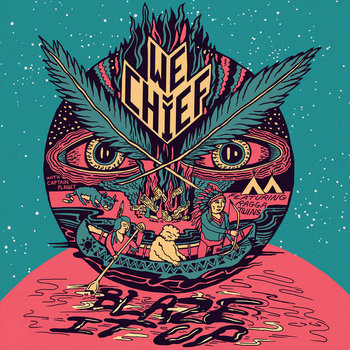 BLaZE iT UP (ft. Ragga Twins x Captain Planet) cover art