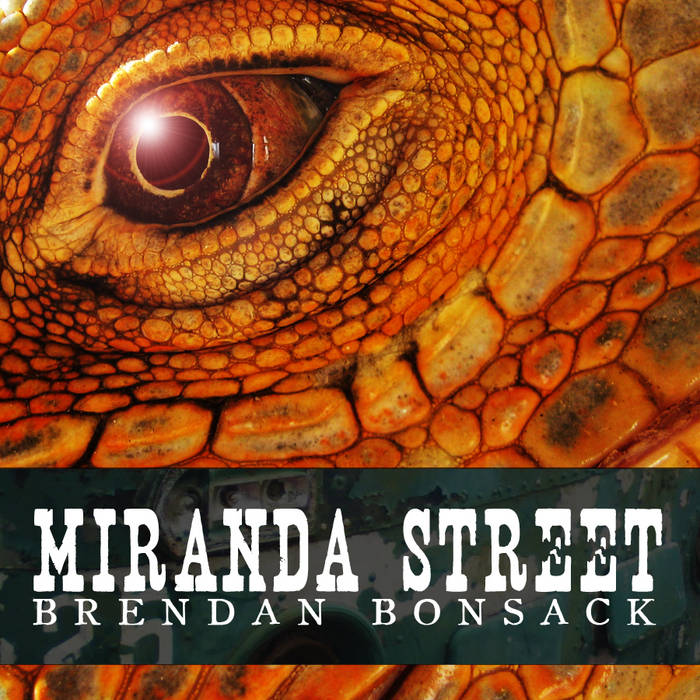 Miranda Street cover art