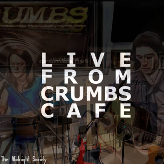 Live From Crumbs Cafe cover art